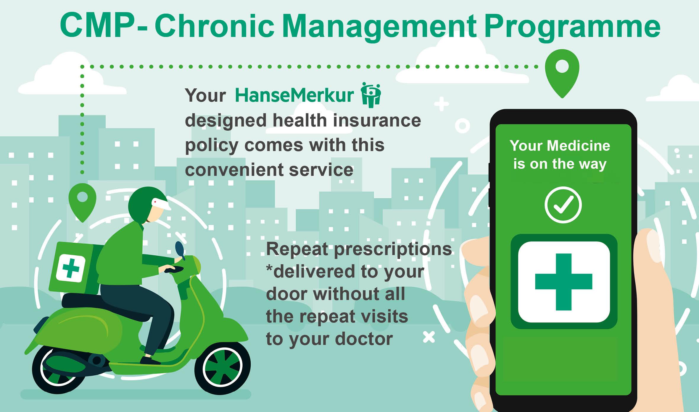 CMP Chronic Management Programme